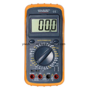 Angle Adjustable Digital Multimeter pictures & photos