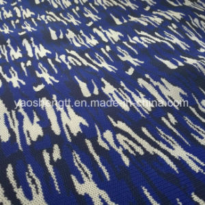 Camouflage Pattern Design Knitting Fabric pictures & photos