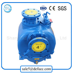 4 Inch Self Priming Non Clog Centrifugal Sewage Pump pictures & photos