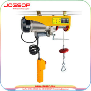 PA Mini Electric Wire Rope Hoist with Electric Trolley pictures & photos