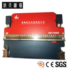 High Efficiency Hydraulic bending machine foot pedals pictures & photos