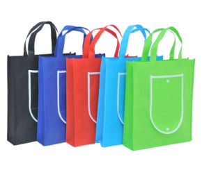 Nonwoven Folding Bag pictures & photos
