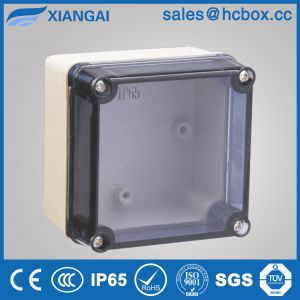 Waterproof Junction Box Electrical Box Waterproof Box PC Box ABS Box 85*85*60mm pictures & photos