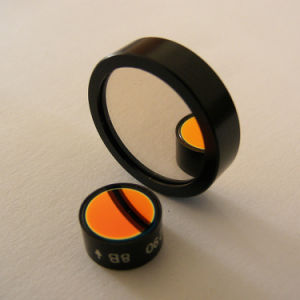 Giai High Transmission Fused Silica Mounted Color Optical Filter pictures & photos