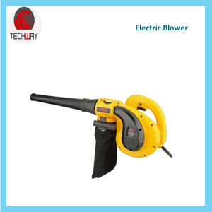 380W-700W Electric Blower Portable Power Blower Air Blower pictures & photos