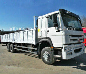 HOWO Official 8X4 260HP Tractor/Dump/Cargo/Heavy-Duty Punta Formula Trucks pictures & photos