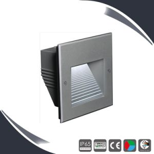 High Quality Outdoor Waterproof 3W LED Wall Step Light pictures & photos