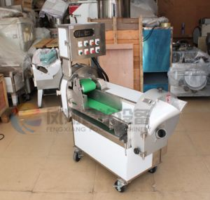 Automatic Electric Vegetable Fruit Cutter Shredding Shredder Slicer Dicer Machine pictures & photos