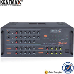 120W 4 Channels Multi PA Amplifier for Karaoke (PA-506) pictures & photos