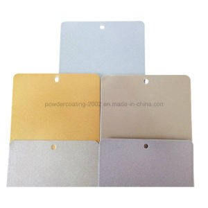 Metallic Powder Coating for Car Coating pictures & photos