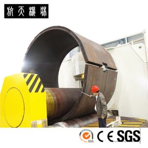 Full Hydraulic Three-Roll Variable Geometry Bending Rolls W11XB-30*3000 Rolling Machine pictures & photos