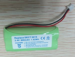 Cordless Phone Battery for Audioline DECT 5015