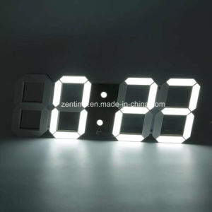 Multi-Functional Remote Control Large LED Digital Wall Clock pictures & photos