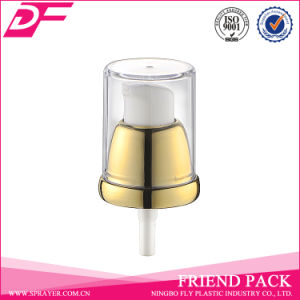 18/410 Metal Lotion Pump Treatment Cream Pump with Head Cap