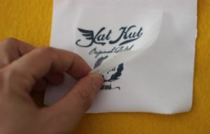 China Supplier Tagless Heat Transfer Clothing Wash Care Labels & Washing Lables pictures & photos