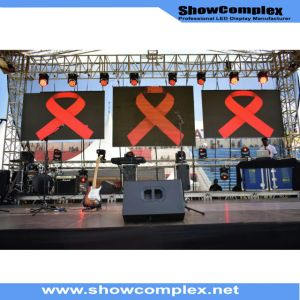 Outdoor Full Color Rental LED Video Display for Concert with High Brightness (500*500mm pH3.91) pictures & photos
