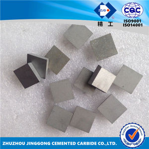 Yg8 Tungsten Carbide Indexable Milling Inserts pictures & photos