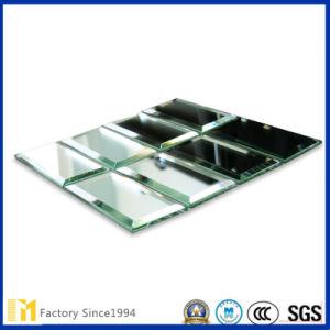 Beveled Glass Mirror Subway Tile Kitchen Bathroom Living Room Backsplash pictures & photos