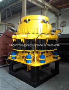 Shanghai Dingbo Durable Cone Crusher with Large Capacity pictures & photos