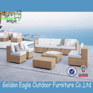 Rattan Wicker Outdoor Sofa Set