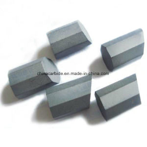 Octangle Carbide Button Inserts for Mining Industry pictures & photos