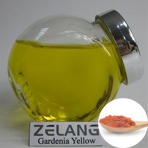 Gardenia Fruit Extract E100 Gardenia Yellow pictures & photos