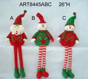 Christmas Decoration Boy & Girl Elf-2asst pictures & photos