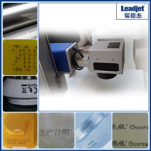 30W CO2 Laser Marking Machine on Non Metal pictures & photos