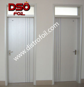 1300 mm Width Hot Stamping Foil for WPC Door, WPC Board pictures & photos