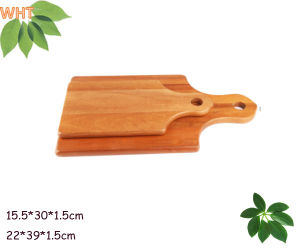 Small and Big Size Kitchen Wood Cutting Board pictures & photos