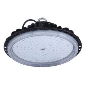 High Quality 5 Years Warranty Indusrial LED UFO Highbay Light with Meanwell Driver IP65 pictures & photos