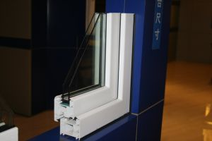 China Supplier Cheap PVC Casement Windows pictures & photos