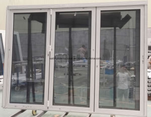 Aluminium Door Sliding Bifolding Door pictures & photos