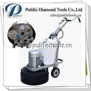 Industrial Stone Concrete Floor Portable Used Surface Grinding Machine
