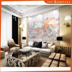 High Quality Home Decoration Abstract Scenery Pattern Oil Painting pictures & photos