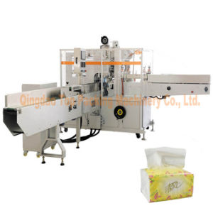 100% Wood Pulp Soft Tissue Paper Packing Machine pictures & photos