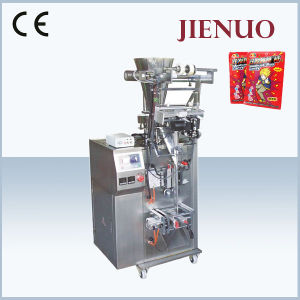 Four Side Seal Peanut Butter Bag Automatic Filling Machine pictures & photos