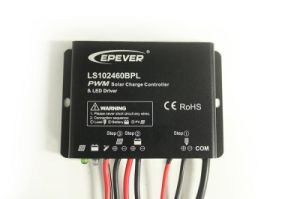 Epever 10A 20A 12V/24V RS485 LED Light Controller IP67 Ls102460bpl pictures & photos