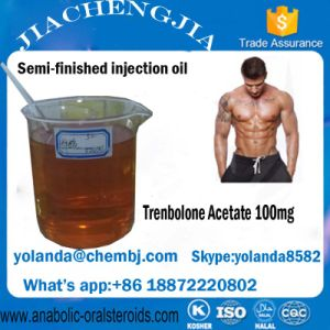 80mg/Ml Semi-Finished Injection Steroid Oil Tren a / Trenbolone Acetate Powder pictures & photos