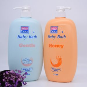 Baby Body Wash with Honey Make Skin Soft pictures & photos