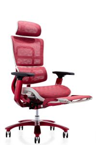 High End Reclining Office Chair with Footrest pictures & photos