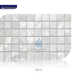 Hot Sale Shell Mosaic Mother of Pearl Building Material pictures & photos