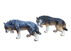Resin Figurine Wolf Decor pictures & photos