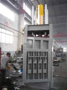 Y82-100 Paper Hydraulic Vertical Baler Machine pictures & photos
