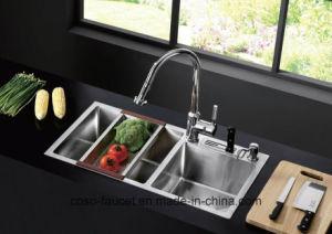 Handmade Kitchen Sink Ub53099 pictures & photos