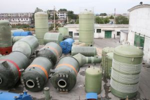 Chemical Storage Tank Made of FRP pictures & photos