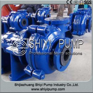 Rubber Single Stage Mill Discharge Slurry Pump pictures & photos
