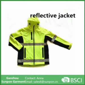Sportswear Style High Reflective safety Clothing Reflective Jacket pictures & photos