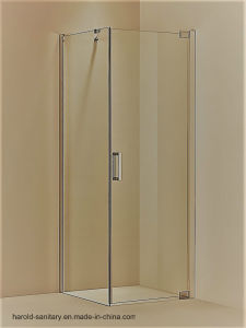 Hr-011 180 Degree Hinge Swing Shower Door pictures & photos