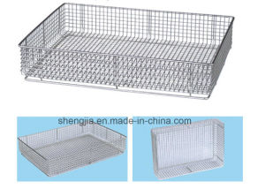 Sjt080 Sterilizing Net Basket